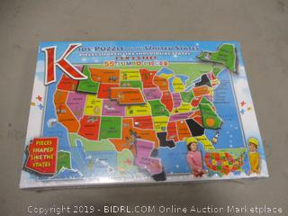 Kids Puzzle Factory Sealed