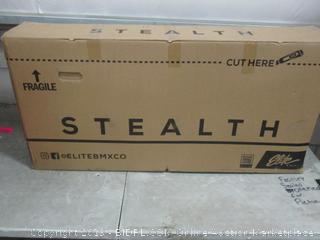 Stealth Freestyle Bike Factory Sealed