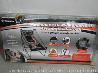 Playmaker Double Shootout Arcade Basketball