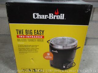 Char Broil Tru Infrared Oil-Less Turkey Fryer