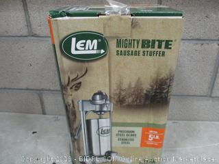 Lem Mighty Bite Sausage Stuffer