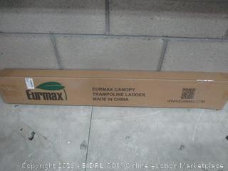 Eurmax Canopy Trampoline Ladder