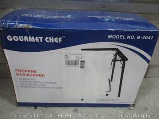 Gourmet Chef Propane Gas Burner