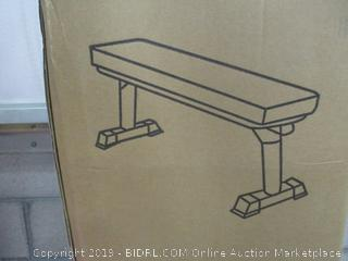 Foldable Utility Flat Bench