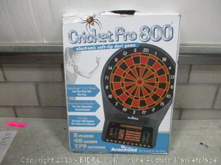 Cricket Pro 800
