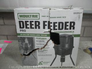 Moultrie Deer Feeder