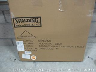 Spalding Acrylic Sports Table
