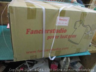 Fancierstudio power heat press factory sealed
