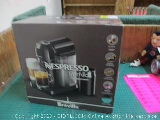Breville Nespresso Vertuo & Aeroccino3