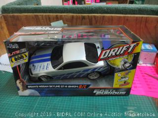 Fast & Furious R/C Factory Sealed