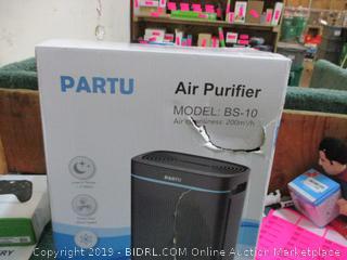 Bartu Air Purifier
