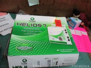 Titan Helios 7 8-Light Controller with Timer