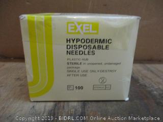 Hypodermic Disposable Needles