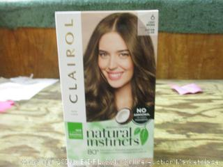 Clairol Natural Instincts Light Brown