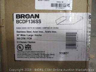 Broan Range Hood
