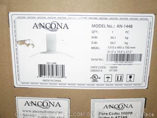 Ancona Range Hood