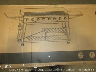 Royal Gourmet 8-Burner Event Gas Grill