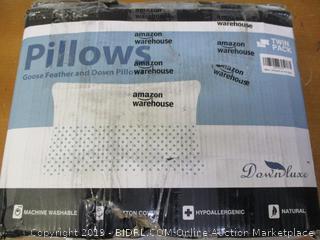 2 King Down Pillows