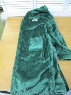 Green Bay Packers Robe (Cut in the back)