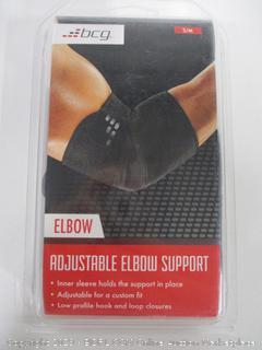 BCG Adjustable Elbow Support