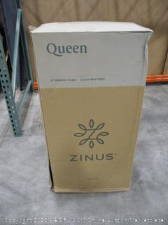 "Zinus Queen 12"" Memory Foam Mattress"