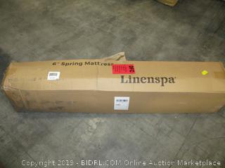 Linenspa 6 Inch Innerspring Mattress Queen