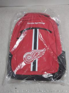 Detroit Red Wings backpack