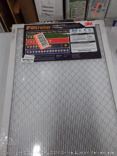 Filtrete Elite allergen 20 X 30 X 1 filters to pack