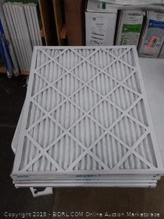 20 x 25 x 1 filters 5 pack