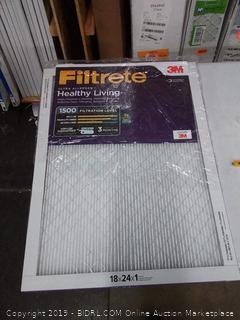 Filtrete Ultra allergen 18 x 24 x 1 filter
