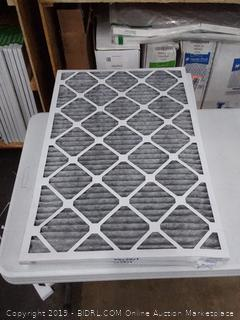 20 X 30 X 1 filter 3 pack