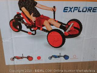 Y Bike Explorer