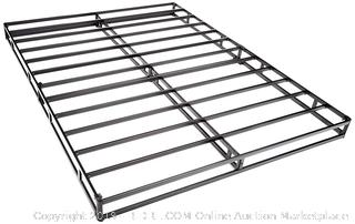 Mattress Foundation / Smart Box Spring for Full Size Bed, Tool-Free Easy Assembly - 5-Inch, Full (online $99)