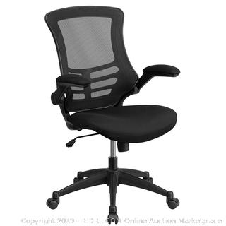 black office chair(Factory Sealed) COME PREVIEW!!!! (online $107)