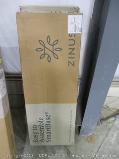 Zinus Easy To Assemble Queen Size Metal Platform Bed