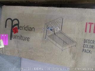 Aiden Queen Footboard and Rails