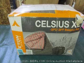 TETON Sports Celsius XL -25F Sleeping Bag; Cold Weather Sleeping Bag