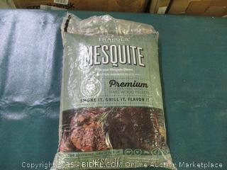 20 lbs Natural Mesquite