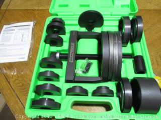 Wheel Hub and Bearing Remover and Installer Kit