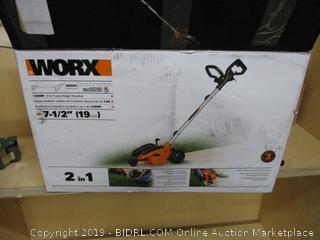 Worx Lawn Edger/Trimmer