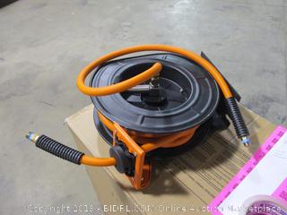 Giraffe Retractable Air-Hose-Reel