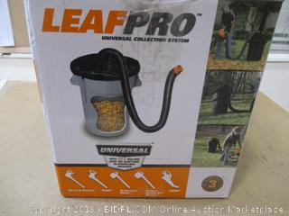 Worx- Leafpro- Universal Leaf Collection System