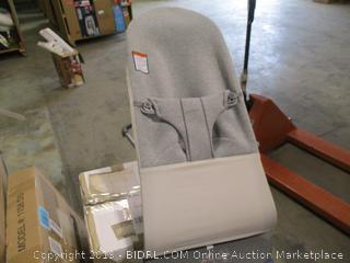 BabyBjorn- Bouncer Bliss ( Retails $249) (small tear bottom left, please see picture)