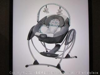 Graco- Glider LX- Baby Swing