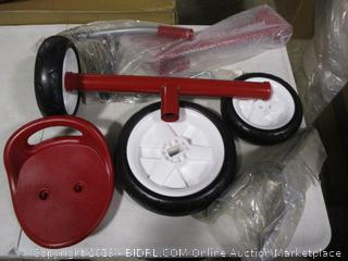 Radio Flyer- Tricycle- Red