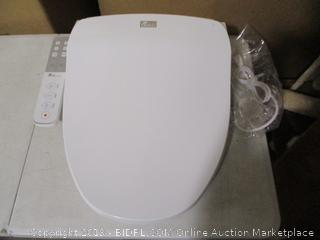 BioBidet- Slim One- Automatic Wash and Dry Toilet Seat