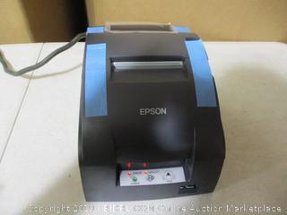 Epson- TM-U220B- Model M188B- POS Receipt Printer USB Interface (Retails $328)