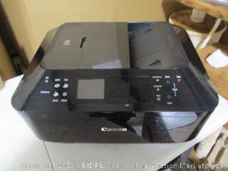 Canon- Pixma MX922- Injet Office All In One Printer ( Retails $263)