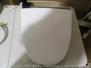 Kohler- Novita- BH93- Front Cleansing Toilet Seat- Round