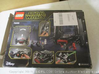 Lego- Star Wars- Kylo Ren's Shuttle (75256)